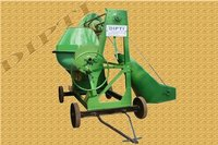 10/7 Concrete Mixer With Hopper (Heavy-duty)