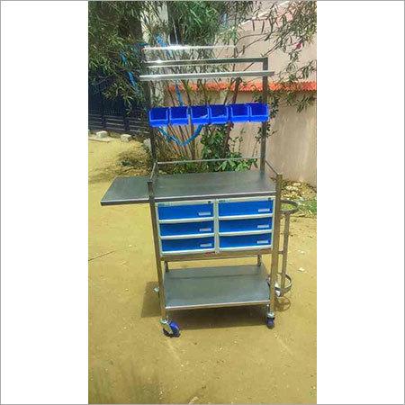 Aneshthia trolley