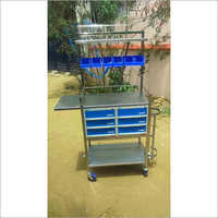 Aneshthia trolley