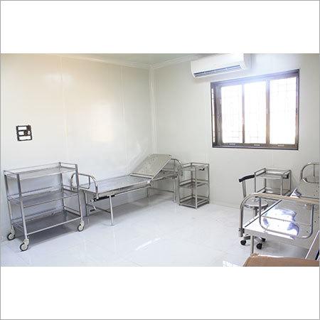 Bed Setup