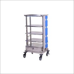 Endoscopy trolley