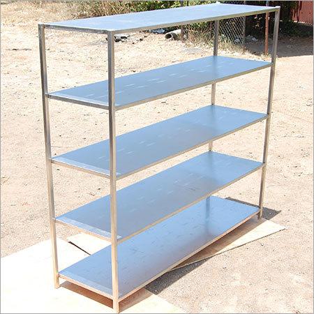 Floor Mounted Rack
