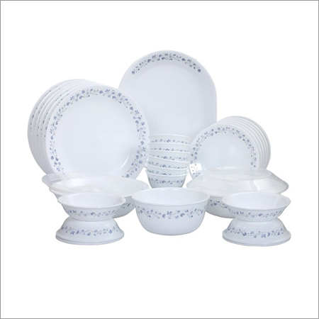 Glass Crockery Sets