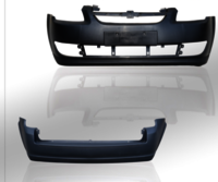 PP Material Bumpers for Chevrolet Sail 04 +Bumpers