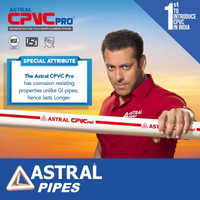 Astral CPVC Pipes