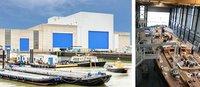 Shipyard doors