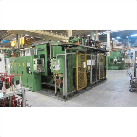 CNC Hobbing Machine