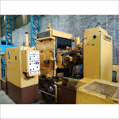 Gear Hobbing Liebherr Machine