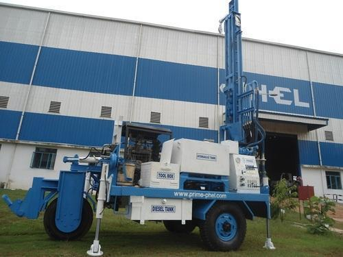 Portable 150 meter  Water Well Drilling Rig
