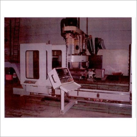 Industrial CNC Vertical Machining Centre (V.M.C.)