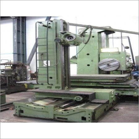 Horizontal Boring Machinery