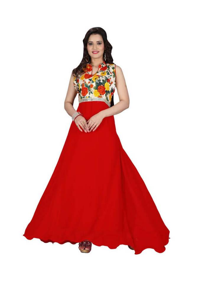 Designer Ladies Dress Exporter, Manufacturer & Supplier, Designer ...