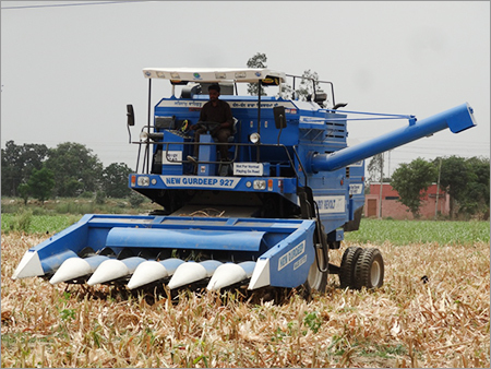 Agriculture Combine