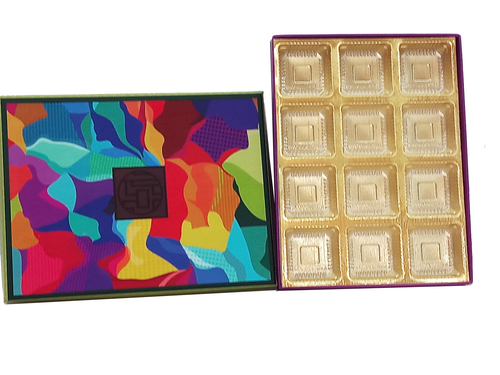 Chocolate box 12 pc
