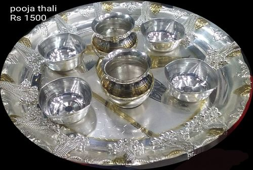 Silver Plated Religious Crafts