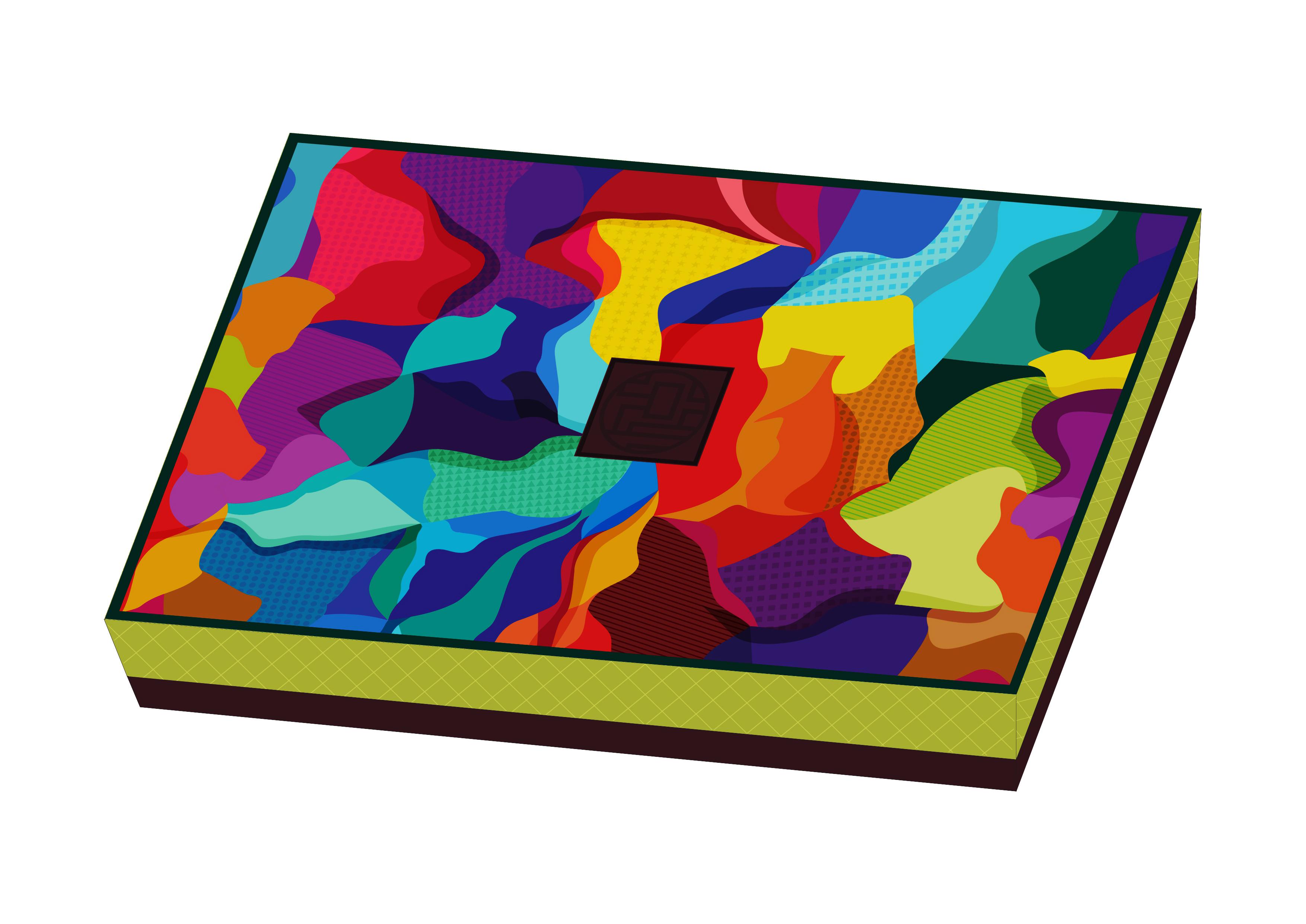 Chocolate box 18 pcs