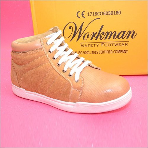 Ankle Safety Boots