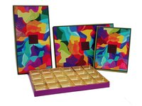 Chocolate box 24 pcs