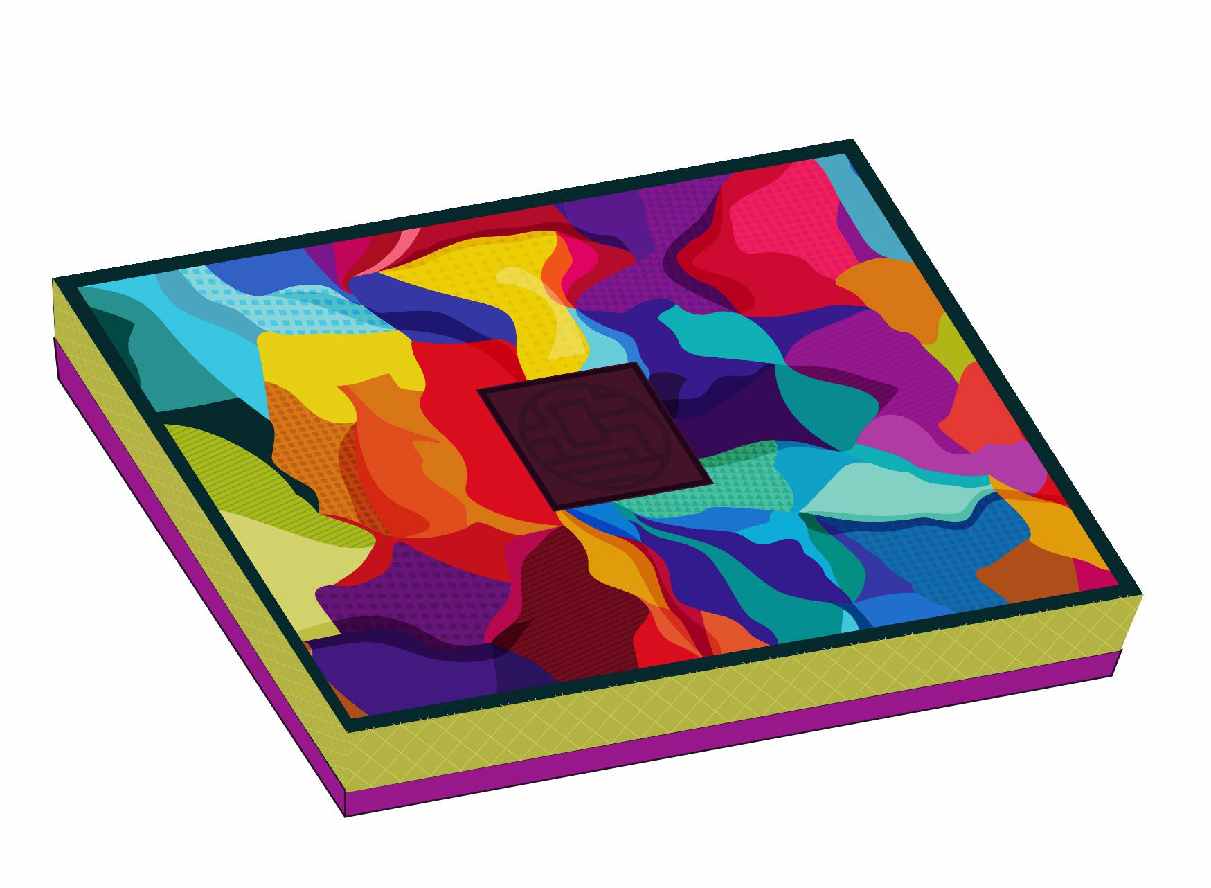 Chocolate box 24 pcs
