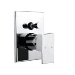 Square Single Lever Concealed Diverter