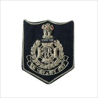 M P P Police Sign Badge