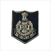 M P P警察标志徽章