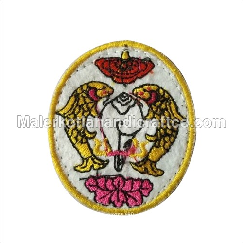 Bhutan Army Uniform Badge