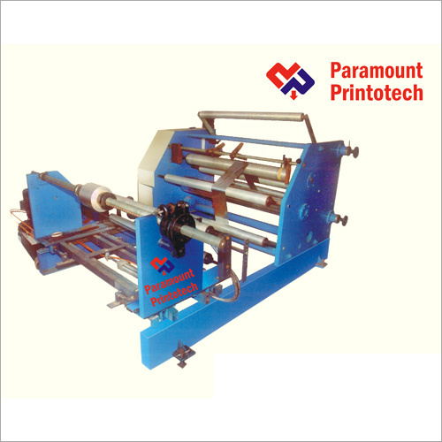 Center Winding Slitting Machine