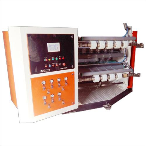 Cantilever Duplex Slitter Machine