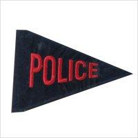 Police Car Flag