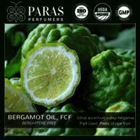 Bergamot Oil, FCF (Bergaptene Free)