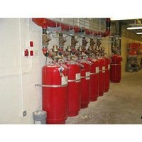 BOC Fire Suppression system