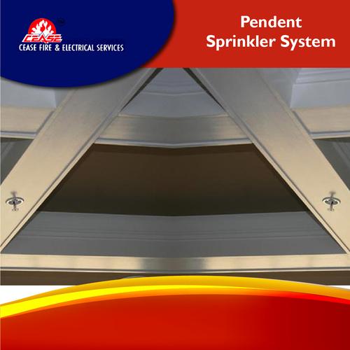 Pendent Sprinkler System
