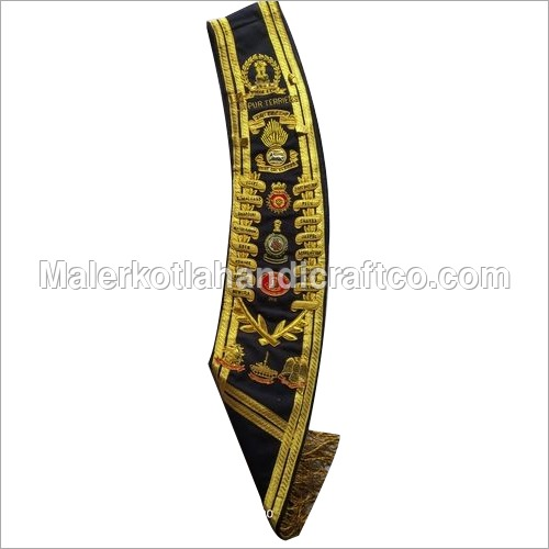 Army Band Sashes