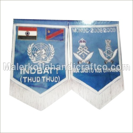 Wall T Flag Banner