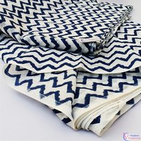 LEHRIYA hand block printed Cotton Fabrics