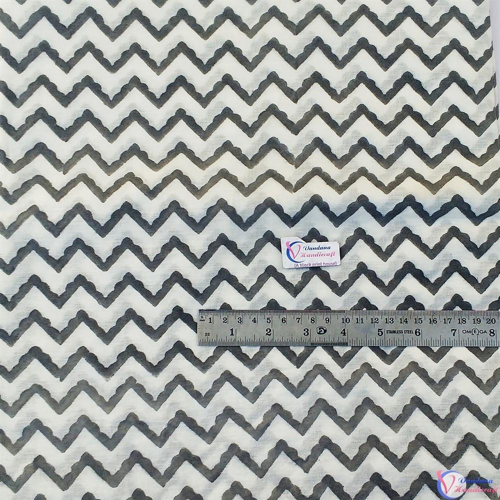 LEHRIYA hand block printed Cotton Fabrics