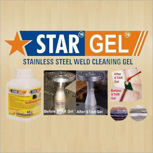 SS Weld Pickling Paste Gel