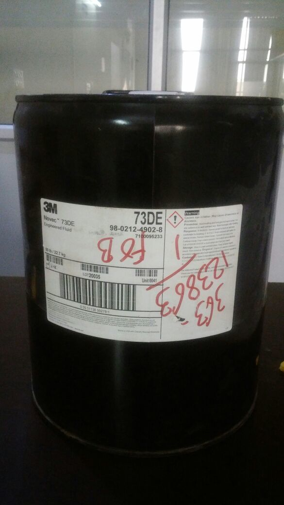 3M Novec 73DE Engineered Fluid