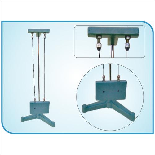 Iron Bifilar Pendulum equipments