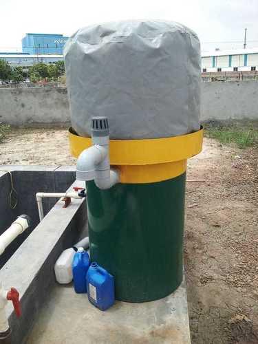 Family Size Bio Gas Plant