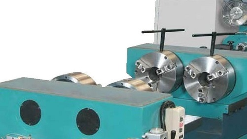 CNC Center Hole Drill Machine