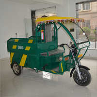 Delivery Cart E-Loader Rickshaw