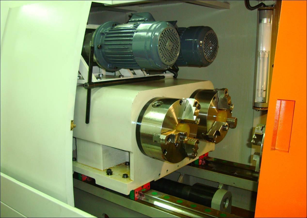 CNC 4pcs Center Hole Gun Drilling Machine