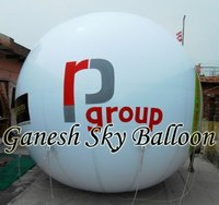 Adverting Sky Balloon