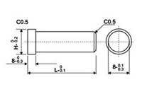 Carbide First Punch For Hexagon Screws