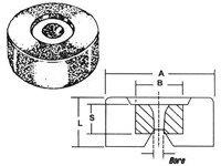 Carbide Wire Tube Bar Draw Dies