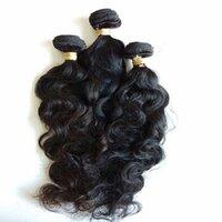Raw wavy human hair,Indian Hair