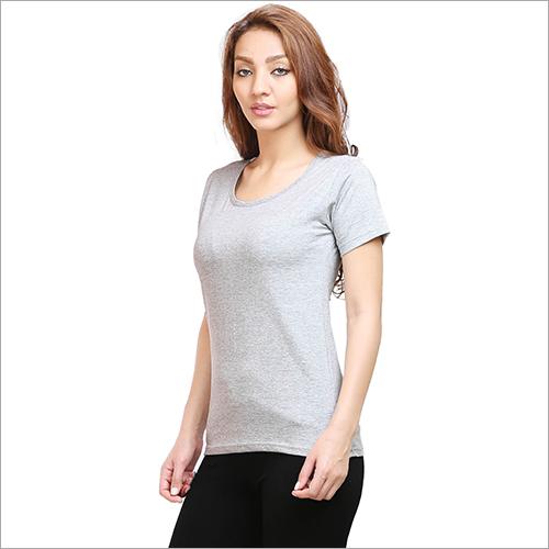 Women's Round Neck T-shirt