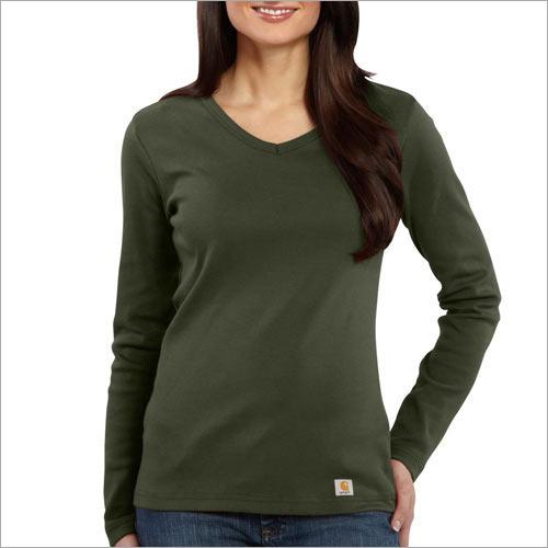 Full Sleeve T-Shirt for Women